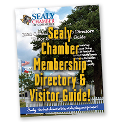 Sealy Chamber Membership Guide