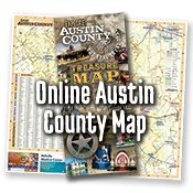 Austin Couty & City Map
